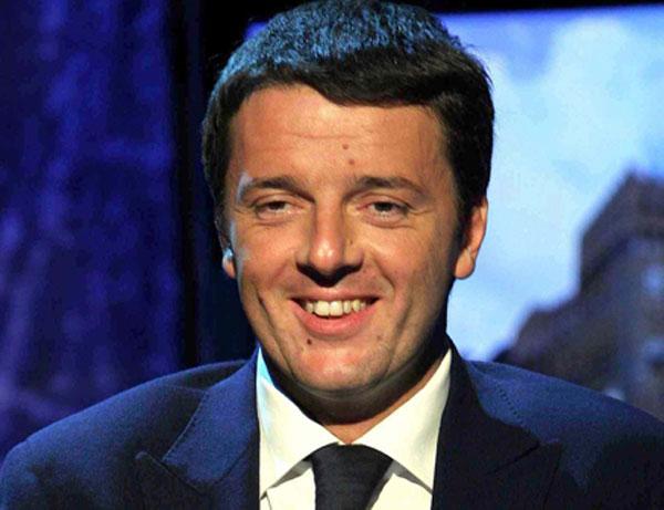 Renzi is al jaren de grote hoop van links